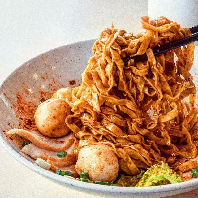 Song Heng Fishball Minced Meat Noodle
