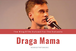 New Lyrics Draga Mama by George Hentu