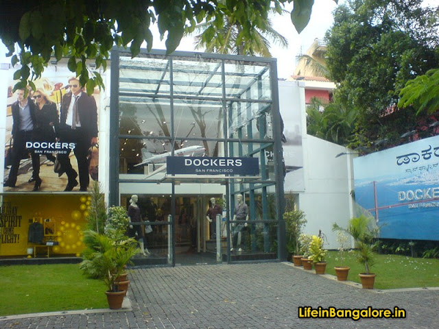 Dockers Indiranagar 100ft road