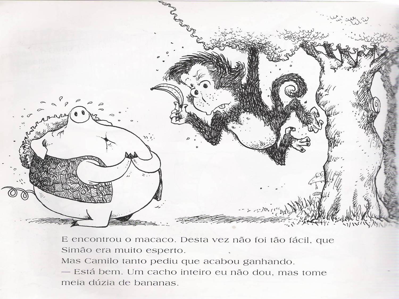 Livro Camilao O Comilao