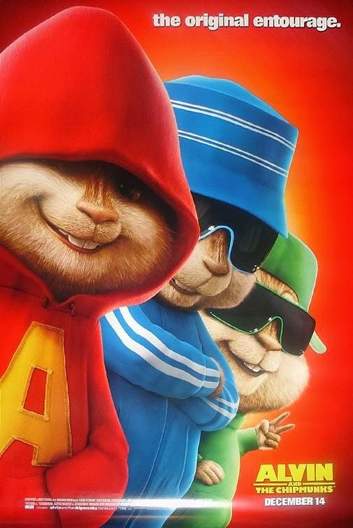 Alvin And The Chipmunks Adalah Film Yang Pertama Kali Dirilis Pada Tahun  Film Ini Disutradarai Oleh Tim Hill Dan Di Film Ini Dibintangi Oleh Beberapa