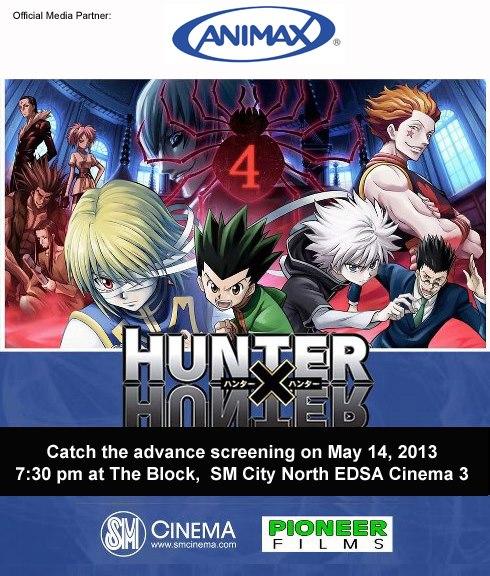 Hunter Hunter Phantom Rouge: PCheng Photography: Hunter X Hunter (The Movie) The