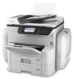Epson WorkForce Pro WF-C869R Driver Download