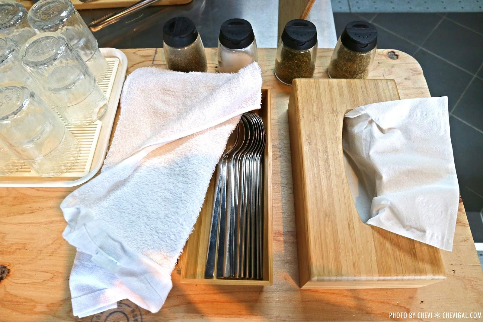 IMG 9632 - 糧倉 纖健水煮,隱身在柳川西路的文青小店。清爽水煮料理讓你吃到鮮甜原味