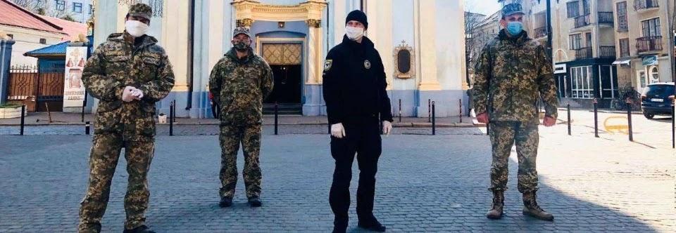 Ще один військкомат почав незаконне патрулювання вулиць