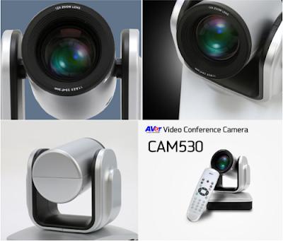 camera hội nghị truyền hình aver cam530
