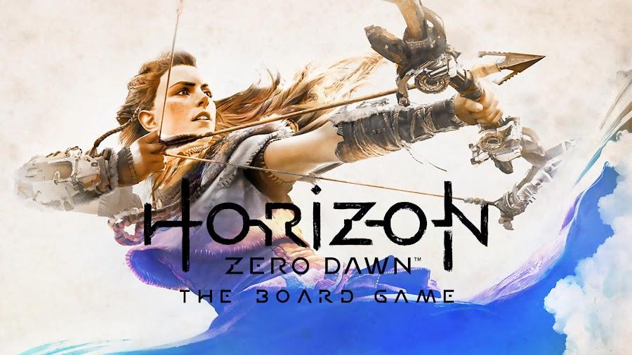horizon zero dawn kickstarter board game