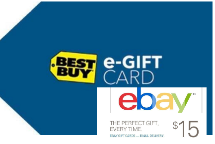 Coupons And Freebies: Buy $100 Best Buy Gift Card Get a $10 eBay ...