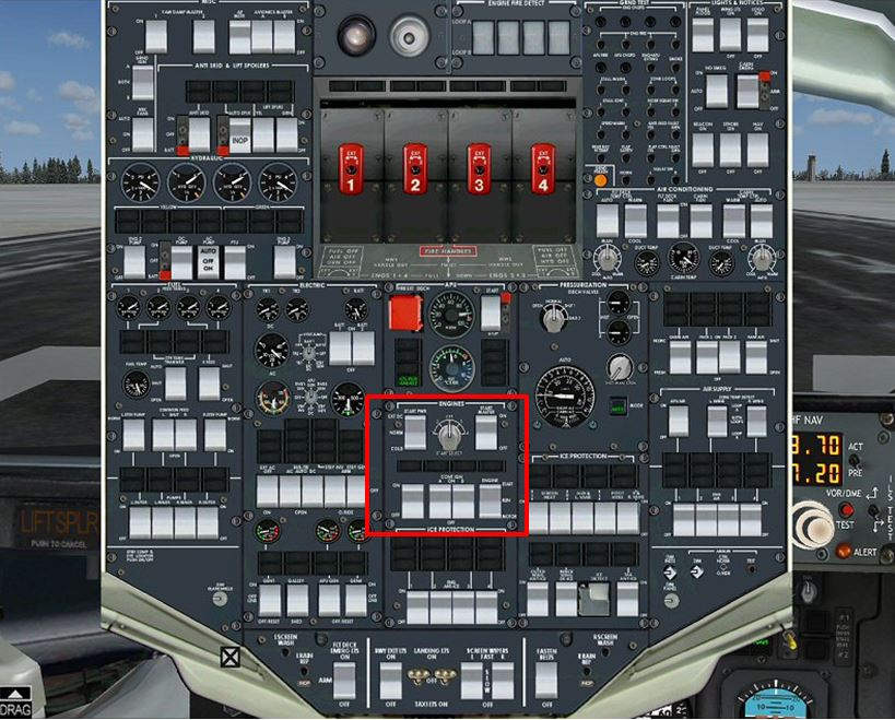BAE 146 - Home Built Flight Sim: Starting to Make the