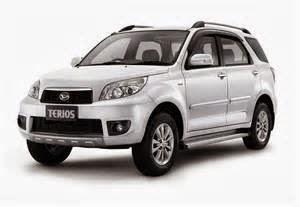 PT Astra Daihatsu Motor siap meluncurkan product teranyarnya, yakni : new Daihatsu Terios. Paling akhir kali mobil SUV medium ini dipermak pada th. 2013 silam.