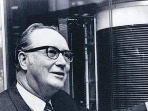 Biografi Reynold B. Johnson Penemu Hard Disk Komputer