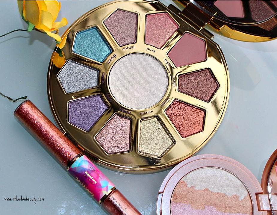 Tarte's Make Believe in Yourself Eyeshadow Palette