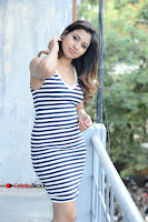Actress Mi Rathod Spicy Stills in Short Dress at Fashion Designer So Ladies Tailor Press Meet .COM 0007.jpg