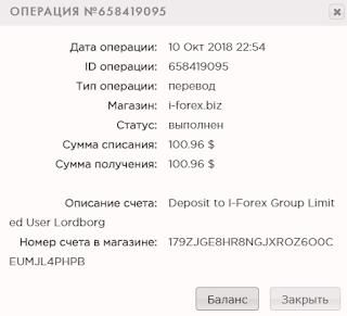 i-forex.biz хайп