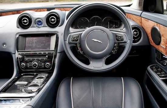 2016 Jaguar XJ Design Interior and Review