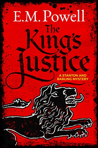 THE KING'S JUSTICE (Stanton & Barling #1). It truly takes a village…to hide a murderer.