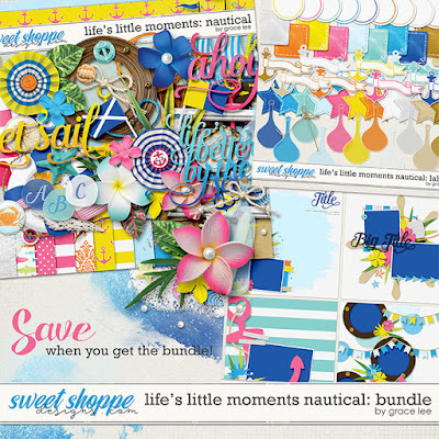 Life's Little Moments Nautical: Bundle