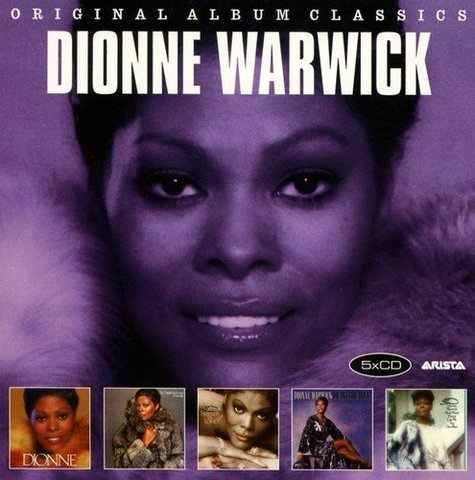 Download Dionne Warwick Original Album Classics 5 CDs 2016 1480319523 51wlxnboa2bl