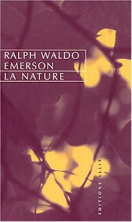 La nature - Ralph Waldo Emerson