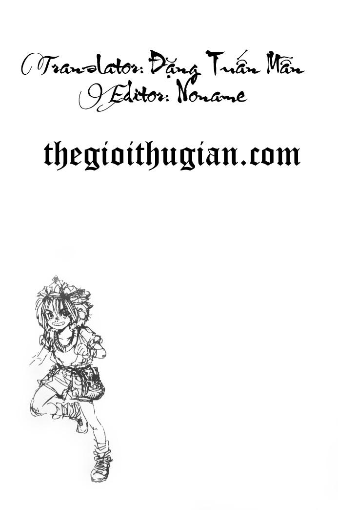 Battle Angel Alita chapter 36 trang 43