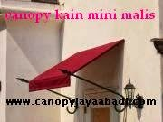 kanopi kain-canopy kain murah di jakarta