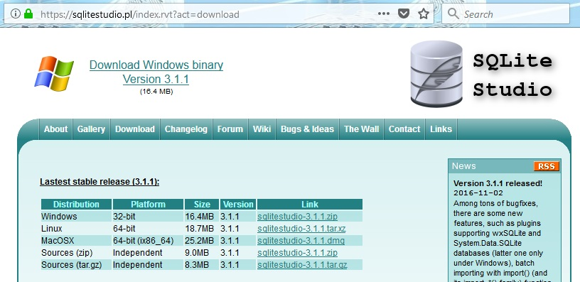SQLite For ATDNA Helper: Installing & Using SQLite Studio