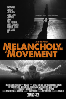 Poster Film Melancholy Is a Movement