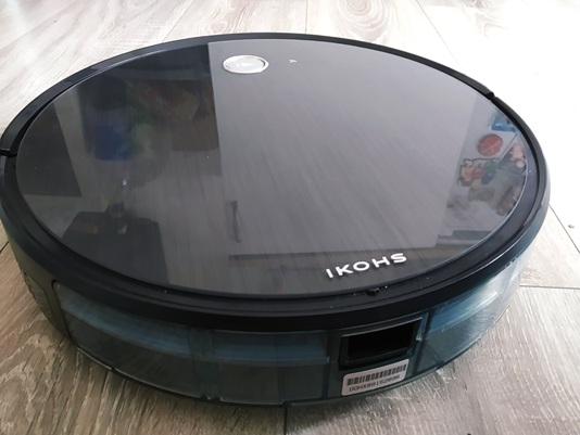 Ikohs Netbot S14: diseño y dimensiones