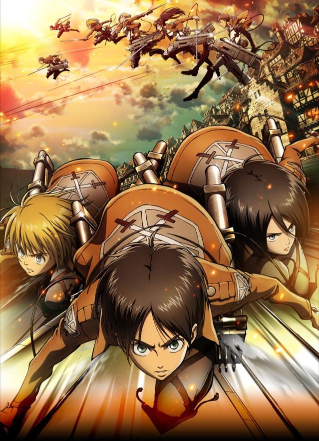 Attack on Titan ผ่าพิภพไททัน (Shingeki no Kyojin: 進撃の巨人)