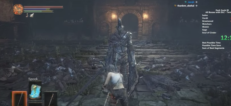 Superan Dark Souls 3 en 84 minutos, récord de speedrun