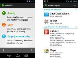 10 aplikasi pembersih android terbaik greenify
