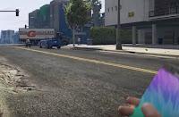 Note 7 Menjadi Bom dalam Game GTA V