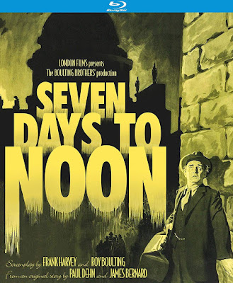Seven Days To Noon 1950 Bluray