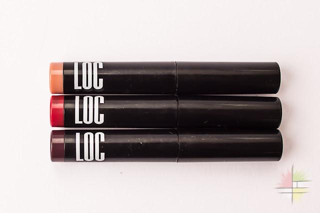 Vibrant Matte Lipsticks de LOC: los labiales mate de Birchbox