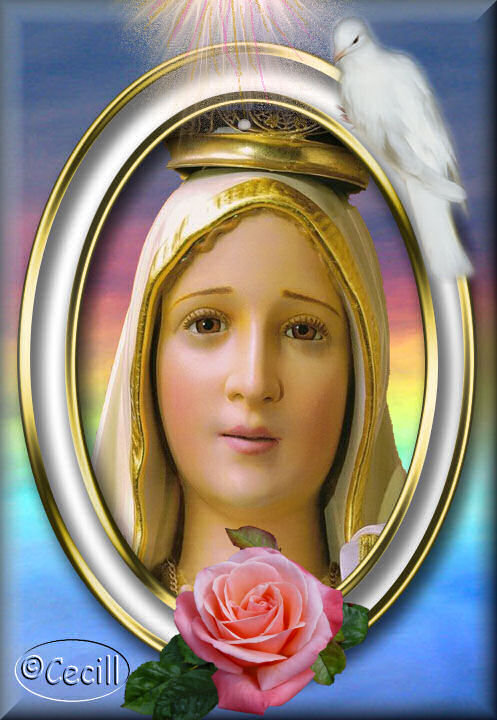 La Virgen de Fátima - aciprensa.com