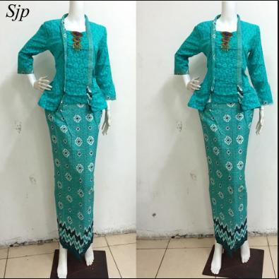 Desain Baju Batik untuk Kantor Wanita Terbaru
