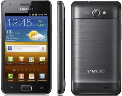 Dowenload Firmware Samsung Galaxy R.