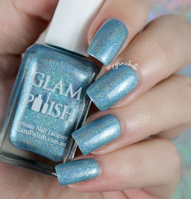 Something's Got to Give by Glam Polish