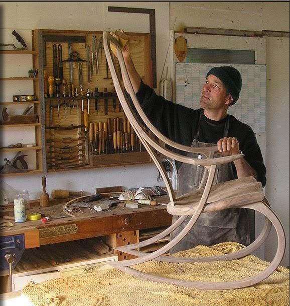 o2 Western Australia: 6 day Steam bending furniture course ...