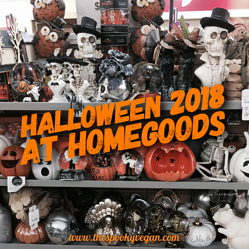 Halloween 2018 At HomeGoods