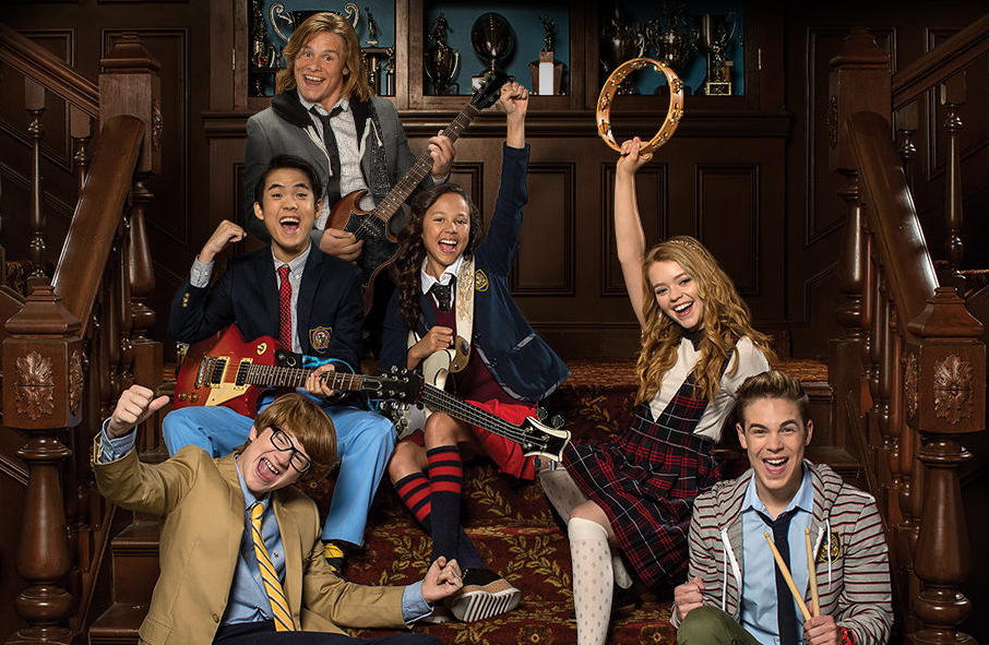 Nickalive Nickelodeon Uk To Premiere School Of Rock