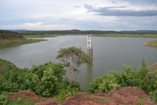 Resultado de imagem para Barragem de bocaina após chuvas