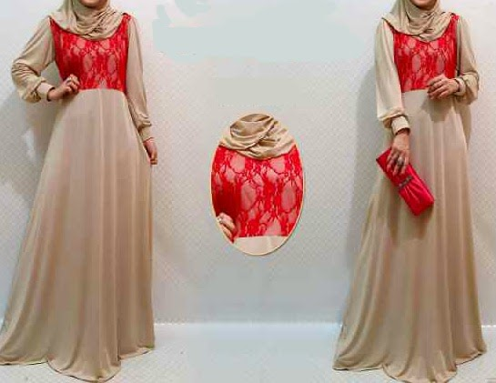 maxi dress + pashmina