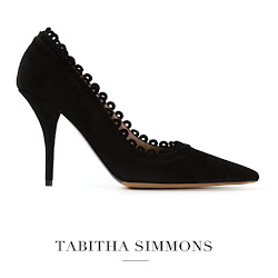 TABITHA SIMMONS Pumps and MAYLA Dress - Crown Princess Style
