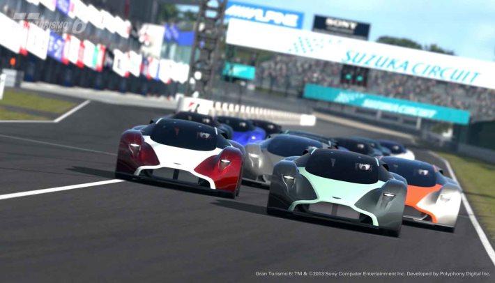 Image 11: Aston Martin DP-100 Vision Gran Turismo