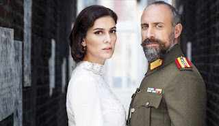 Vatanım Sensin, un nou serial cu Halit Ergenc si Berguzar Korel