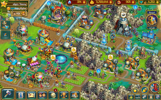 The Tribez Mod Apk Unlimited Diamonds