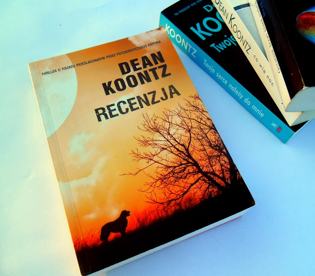 """""""Recenzja"""" Dean Koontz"""