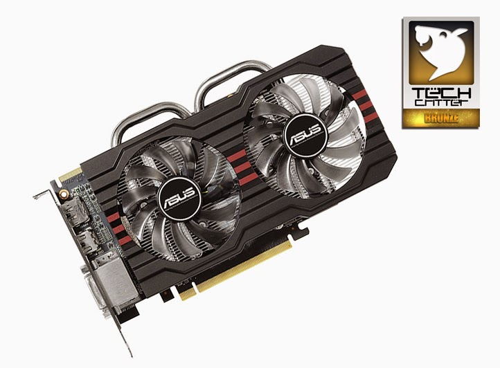 ASUS R7 260X DirectCU II Performance Review 42