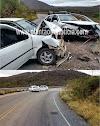 Grave acidente foi registrado na manhã desta terça-feira na RN 041, que interliga Currais Novos  a Lagoa Nova.
